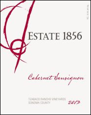 Estate1856 2013 Cabernet