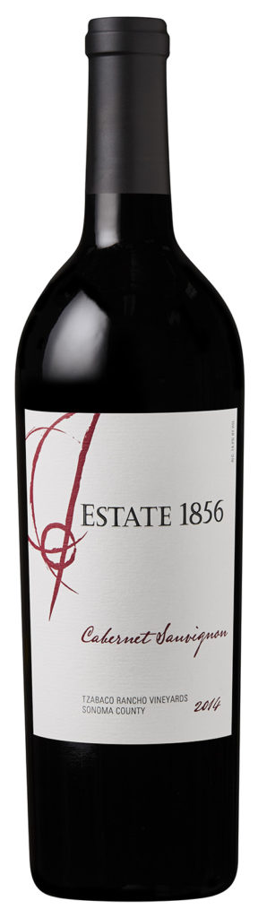 2014 Estate 1856 Cabernet Sauvignon