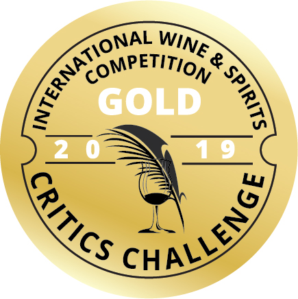 Estate 1856 Won a Critics Challenge International Wine and Spirits Competition Gold Medal!