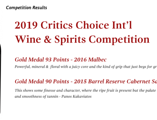 2019 Critics Challenge International Wine and Spirits Competition
