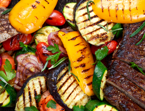 Savor The Last Summer Days With Some Grilling