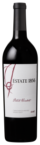 A Great Bottle of Estate 1856 Petit Verdot!