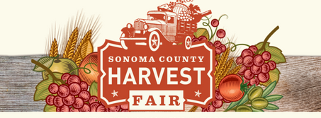 Sonoma County Harvest Fair Logo