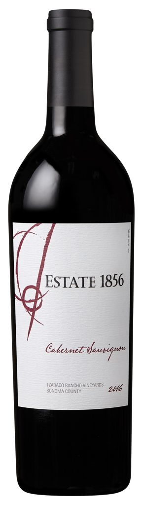 2016 Estate 1856 Cabernet Sauvignon Bottle Image