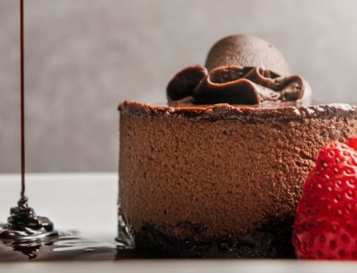 Celebrate Valentine's Day With Dark Chocolate Cheesecake – Winemakers Journal February 2021